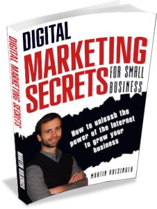 Digital Marketing Secrets For Small Business Book