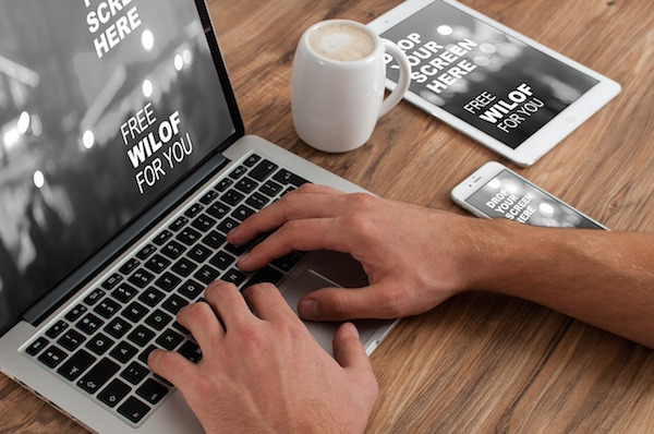 solid online presence definition for small business