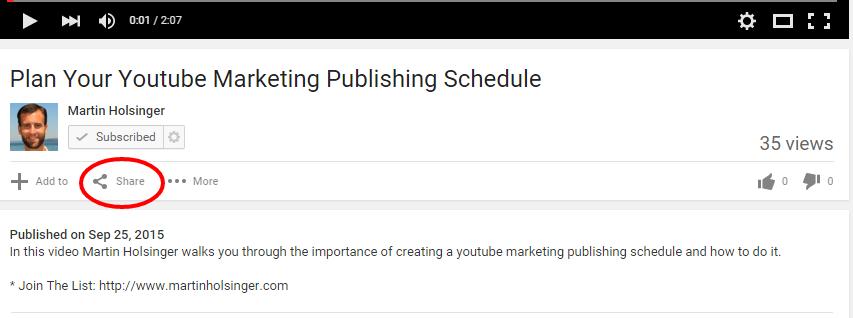 Plan Your Youtube Marketing Publishing Schedule YouTube22