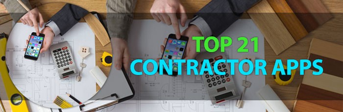 21 Contractor Apps You Can't Live Without